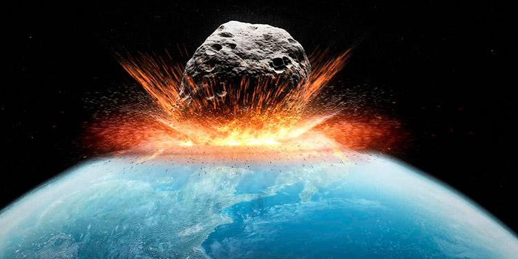 Un objeto espacial podría causar gran impacto en la Tierra.