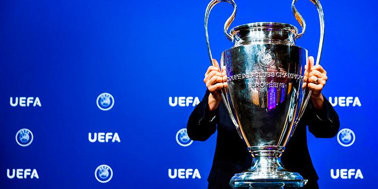 La copa de la Liga de Campeones que en esta ocasión será para el Liverpool o el Tottenham.