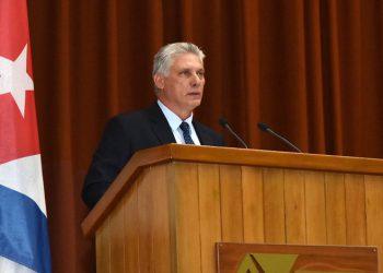 No necesitamos libro de Bolton para conocer política de EEUU, dice Díaz-Canel