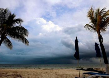 En zonas del litoral Caribe se registrarían lluvias a partir de la segunda quincena de mayo.