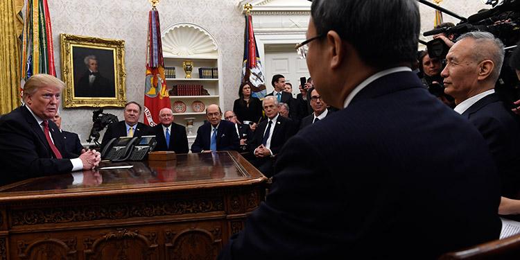 EEUU aplicará desde este viernes aumento de aranceles a productos chinos