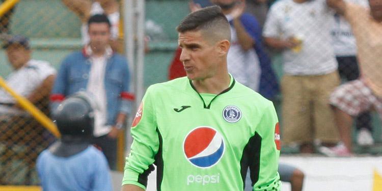El portero argentino ha tenido una buena temporada, y lo más seguro es que gane el galardón de menos goleado.