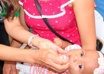 Para este año se incluyó un nuevo grupo de vacunación, que son los pequeños de 6 a 23 meses sanos.