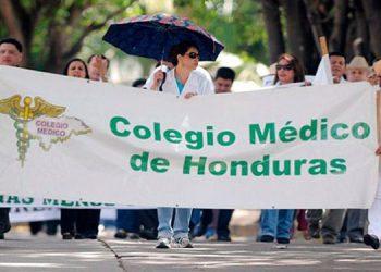El Colegio Médico de Honduras (CMH) advierte que el paro de labores en los hospitales públicos se mantendrá hasta que el gobierno acceda a sus peticiones.