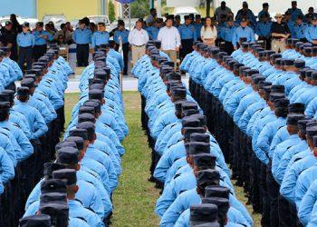 El ingreso de nuevos uniformados dentro de la institución policial representa un refrescamiento para el sistema según autoridades.