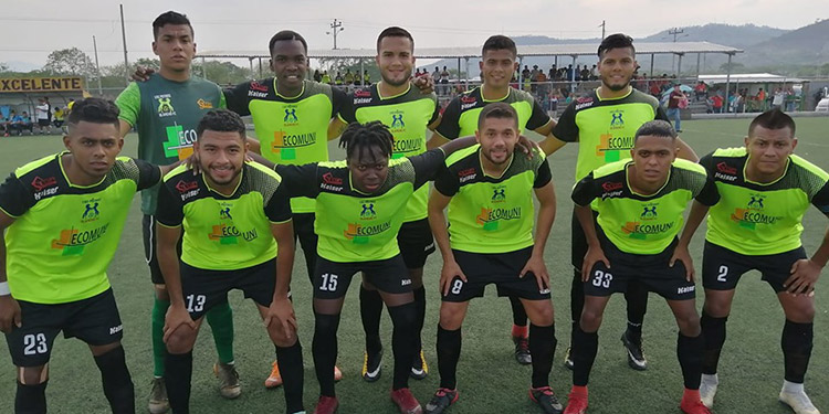 """Los """"Potros"""" del Olancho FC derrotaron en Juticalpa a Real Sociedad."""