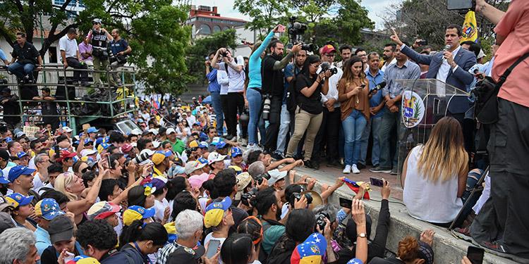 Representante de Guaidó solicita formalmente reunión con Comando Sur de EEUU