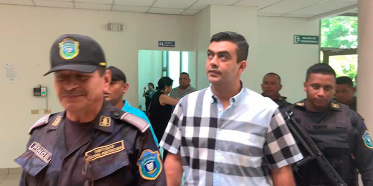 6 de junio se dará resolución sobre extradición contra exalcalde Urbina