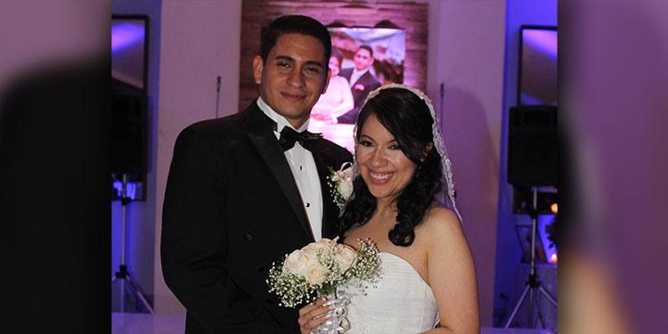 Gustavo y Lícida iligieron Panamá y Cartagena como destino para su luna de miel.