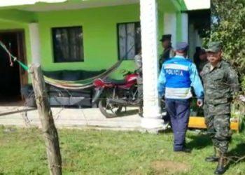 Las autoridades de Fusina descartaron la participación de sus elementos en el crimen masivo, suscitado en Intibucá.