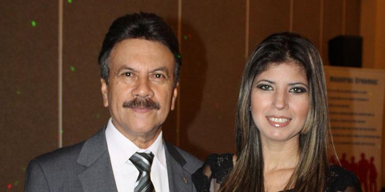 Nicole Sandoval y Douglas Sarmiento