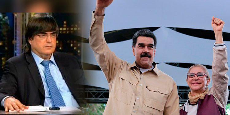Periodista Jaime Bayly Asegura Que La Esposa De Maduro Huyo De Venezuela Video Diario La Tribuna Bayly ha sido una de las voces más críticas de nicolás maduro en los últimos años y desde. esposa de maduro huyo de venezuela