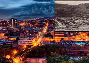 Ayer y hoy. La pujante Comayagüela con sus laboriosos habitantes. Hoy, muchos de ellos desean su autonomía.