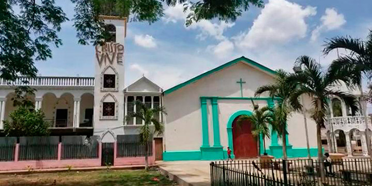 El sacerdote Teodoro Gómez fue asignado como vicario cooperador de la iglesia San José de Nacaome, Valle.