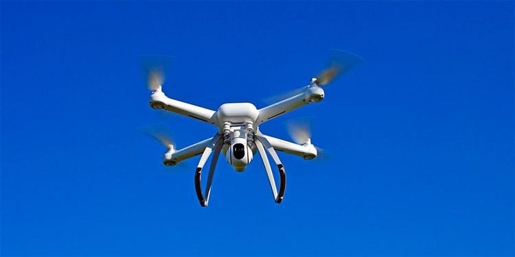 Advierte Seguridad Interna de EU que drones chinos están robando datos
