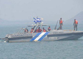 Más patrullajes de la FNH en el Golfo de Fonseca exigen los pescadores nacionales.