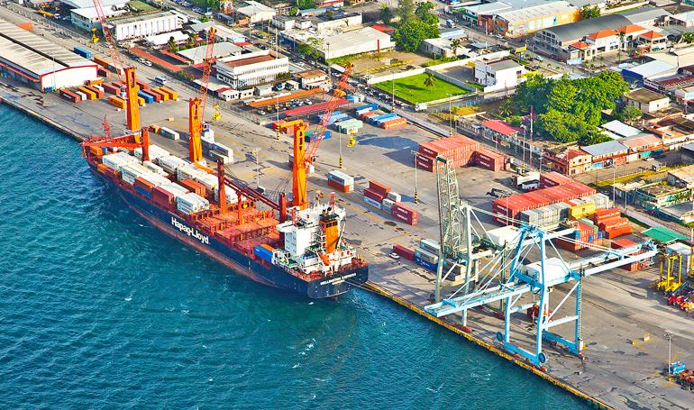 A seis años de la concesión, Puerto Cortés abre oportunidades para El Salvador - La Tribuna.hn