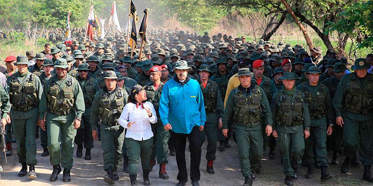 Se suma general para derrocar a Maduro