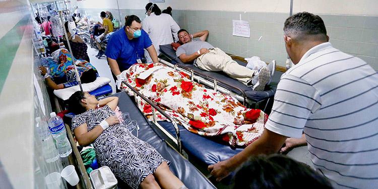 La Secretaría de Salud activó los comités de emergencia contra el dengue a nivel nacional.