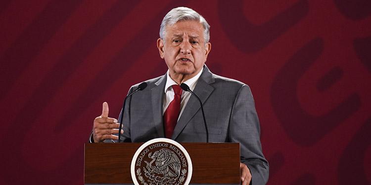 López Obrador no descarta investigar a exministro pero lamenta injerencia DEA