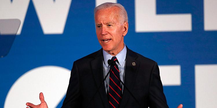 Biden dice que si es electo EEUU retornará a la OMS