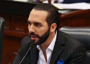 Ordenan entregar datos de experiencia y estudios de presidente de El Salvador