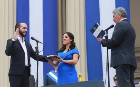 Corte revisa si un salvadoreño promovió reelección de Bukele