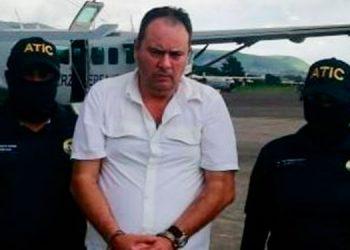 Álvaro Noel Mercado Martínez fue detenido en posesión de cinco kilos de cocaína.