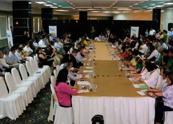 Los diversos sectores se comprometieron a realizar sus trabajos peras ar un informe semanal.