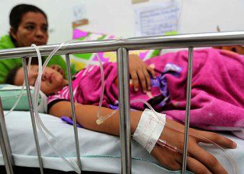 Las autoridades de la Secretaria de Salud, han confirmado 39 muertes  por dengue grave a nivel nacional.