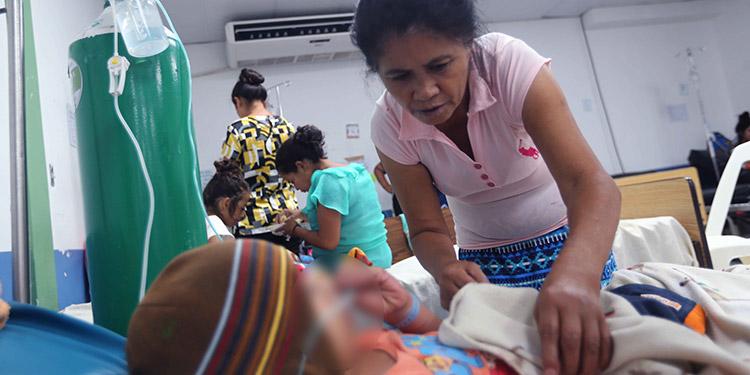 La Secretaria de Salud, ha confirmado la muerte de 44 personas por  dengue grave en el  país.