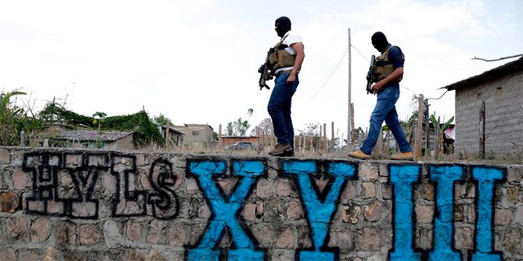 """Fusina reporta 3,957 saturaciones policiales a nivel nacional y eso ha provocado que los integrantes de """"maras"""" y pandillas migren a sectores aledaños."""