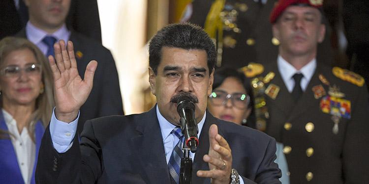 Impone sanciones EU contra el hijo de Nicolás Maduro