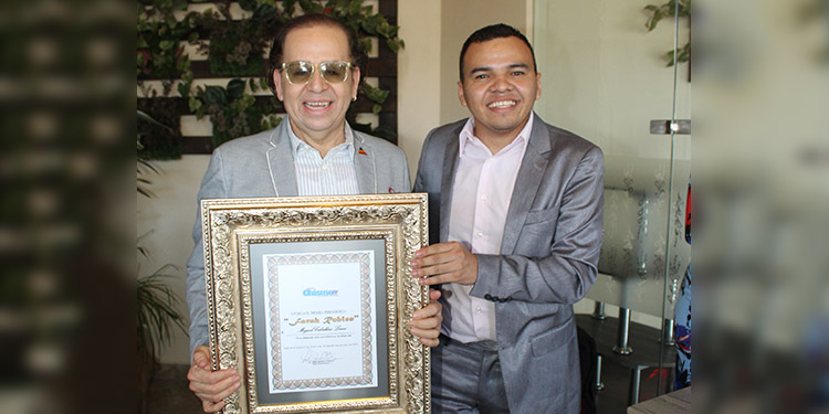 Miguel Caballero Leiva y Jaime Portillo.