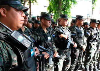 Con unos 4,000 efectivos la Policía Militar del Orden Público (PMOP) se dará seguridad en centros comerciales y sus alrededores.