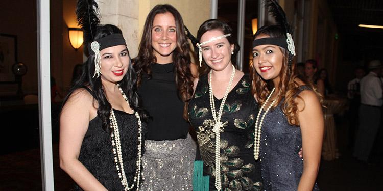 Ninfa Tovar, Kate McMahon, Amy Wasser Bach, Gerlia Aragón.