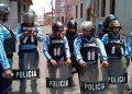 Todos los efectivos de la Policía Nacional saldrán a dar seguridad este 28 de junio.