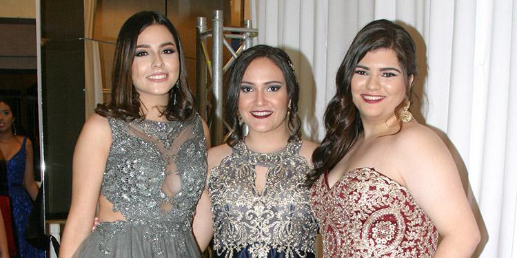 Patricia Paz, Rossana González, Andrea Guevara