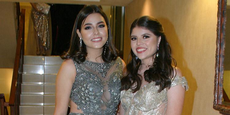 Patricia Paz y Andrea Martínez