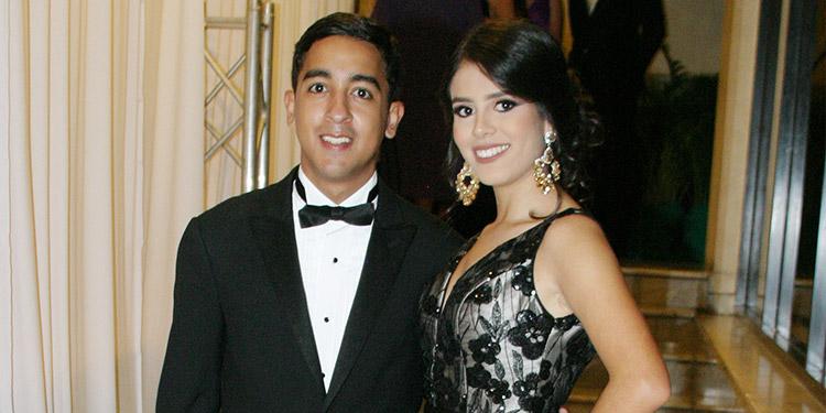 Diego Valdez y Adriana López