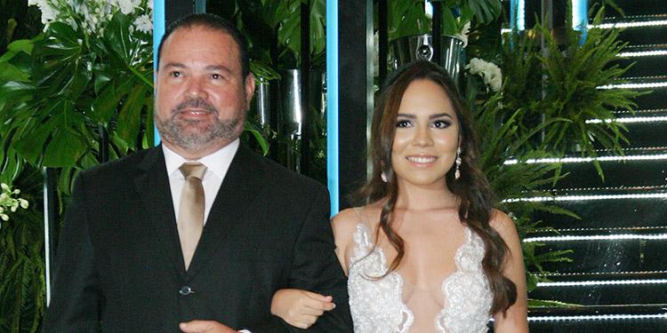 Enrique Lucas y Camila Lucas