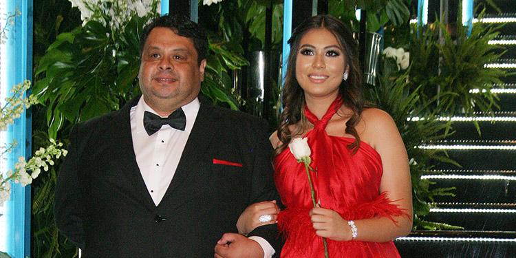 Francisco Rivas  e Isabella Rivas
