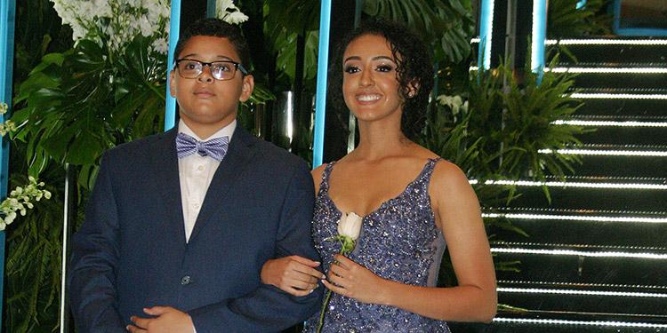 Álvaro Plantada y Laura Plantada