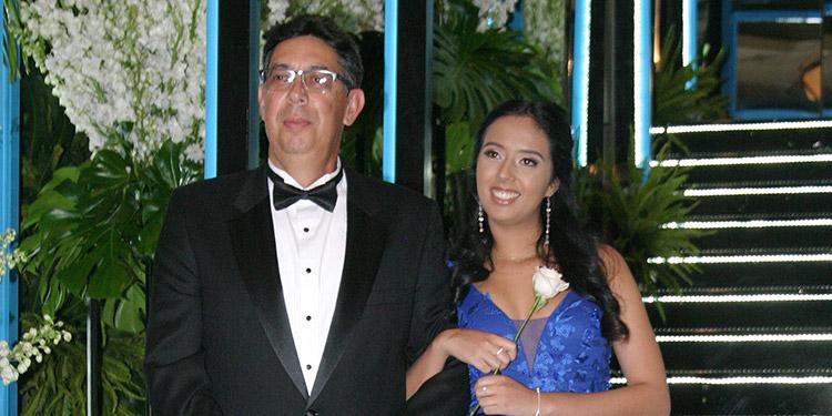Gustavo Napki y Lya Napki