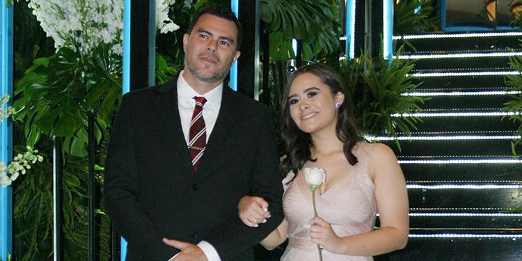 Rafael Hernández y María Fernanda Hernández
