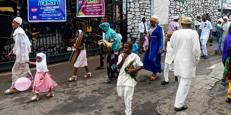 La enorme Nigeria enfrenta varios desafíos en materia de seguridad./AFP