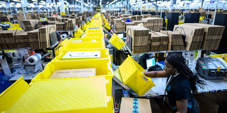 Amazon alcanza ventas récord en su Prime Day