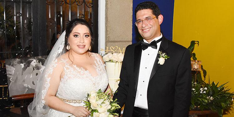 Maity y Jorge eligieron como destino para su luna de miel México.
