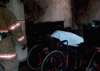 Al momento de los incendios al interior de las viviendas, mientras las personas duermen, primero quedan intoxicadas por la inhalación del humo.