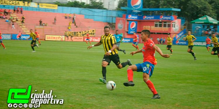 Real España empató 1-1 con Municipal y logró el pase a las semifinales de la Copa Premier Centroamericana.